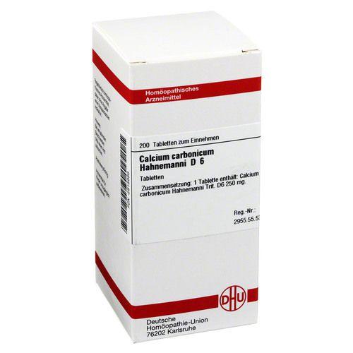 calcium carbonicum hahnemanni d 6 tabletten 200st bodfeld apotheke. Black Bedroom Furniture Sets. Home Design Ideas