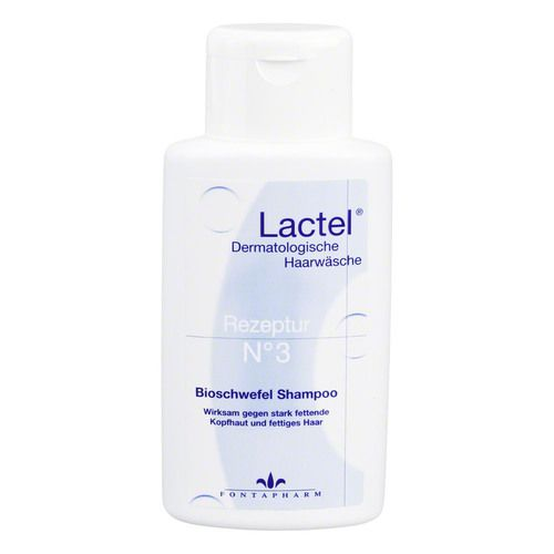 lactel nr 3 shampoo gegen stark fetten kopfhaut 200ml abc arznei. Black Bedroom Furniture Sets. Home Design Ideas
