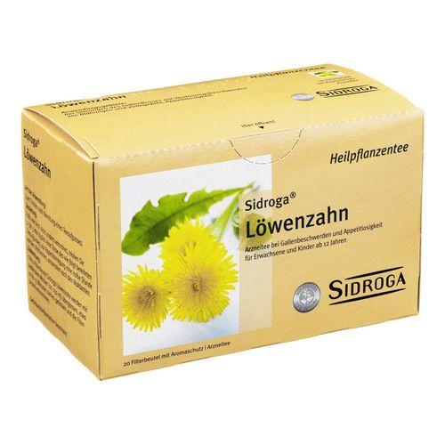SIDROGA Löwenzahn Tee Filterbeutel