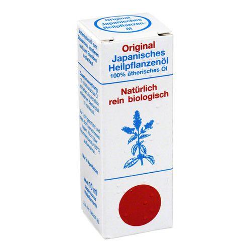 Pharma Peter GmbH JAPANISCHES Heilpflanzenöl original 10 ml