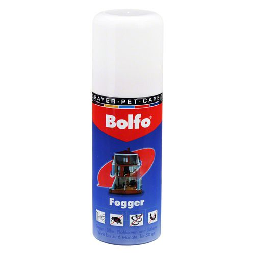 bolfo fogger spray vet 150 ml fl he zecken hund. Black Bedroom Furniture Sets. Home Design Ideas