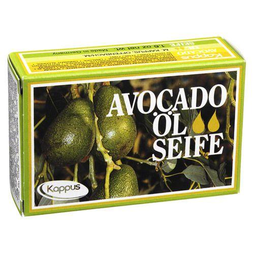 kappus avocado l seife warenprobe g nstig kaufen bio apo versandapotheke. Black Bedroom Furniture Sets. Home Design Ideas