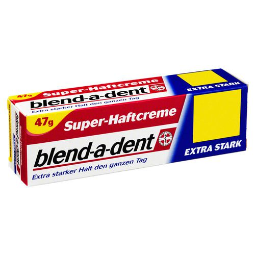 blend a dent super haftcreme extra stark 168100 40ml. Black Bedroom Furniture Sets. Home Design Ideas