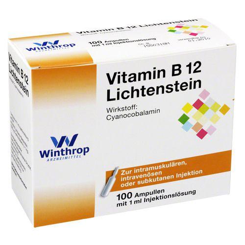 vitamin b12 g lichtenstein ampullen g nstig kaufen. Black Bedroom Furniture Sets. Home Design Ideas