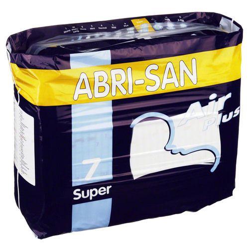 ABRI-San Super Air Plus Nr.7 36x63 cm