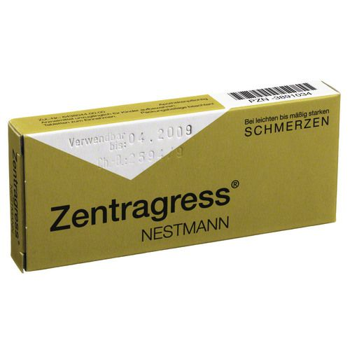 ZENTRAGRESS Nestmann Tabletten