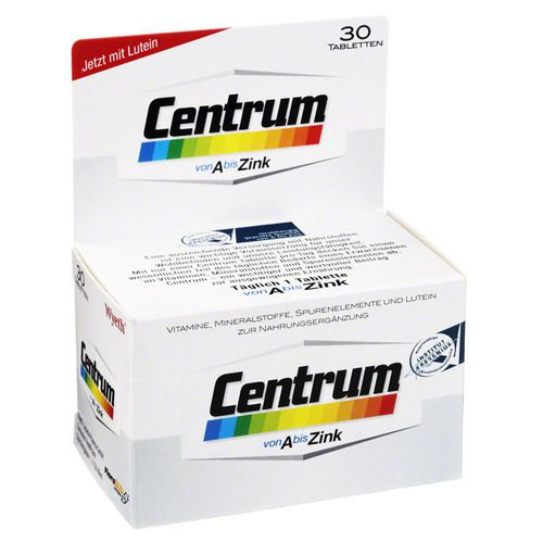 CENTRUM A-Z+Lutein Tabletten