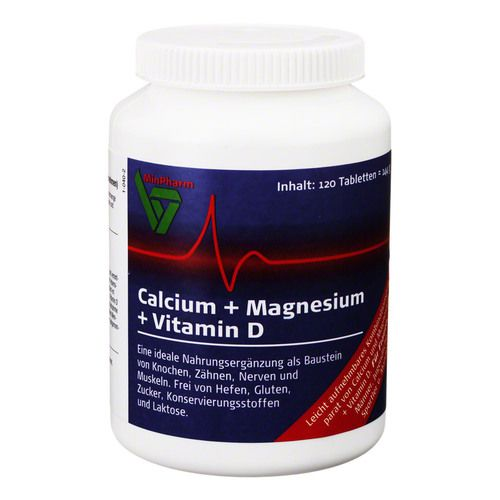 calcium magnesium vitamin d tabletten 120st bodfeld apotheke. Black Bedroom Furniture Sets. Home Design Ideas