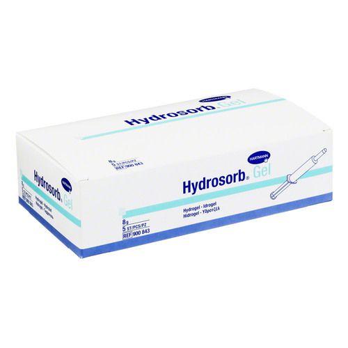 hydrosorb gel steril hydrogel 5x8g bodfeld apotheke. Black Bedroom Furniture Sets. Home Design Ideas