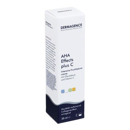dermasence aha effects c 30 ml. Black Bedroom Furniture Sets. Home Design Ideas