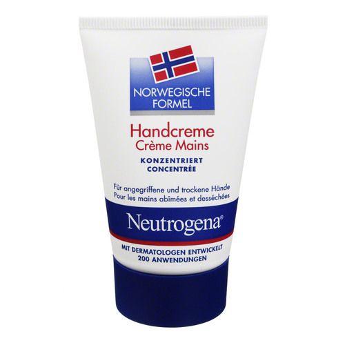 NEUTROGENA norweg.Formel Handcreme parfümiert