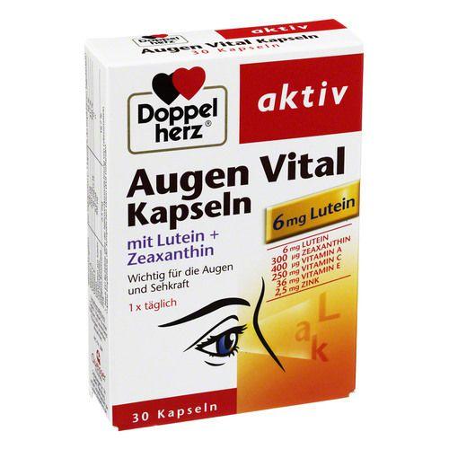 Die Vitamine für die Augen des Haares der Nägel und der Haut