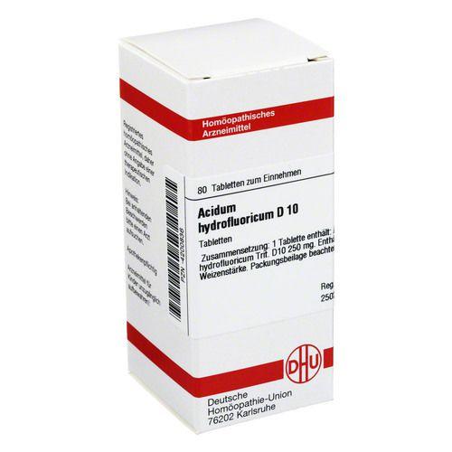 ACIDUM HYDROFLUORICUM D 10 Tabletten
