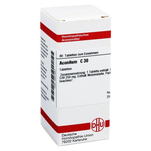ACONITUM C 30 Tabletten