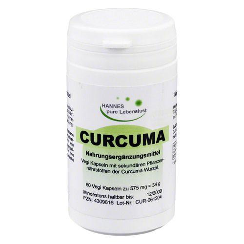 curcuma vegi kapseln 60 st. Black Bedroom Furniture Sets. Home Design Ideas