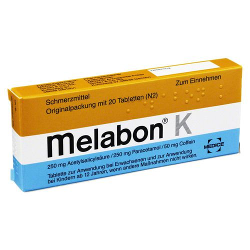 MELABON K Tabletten