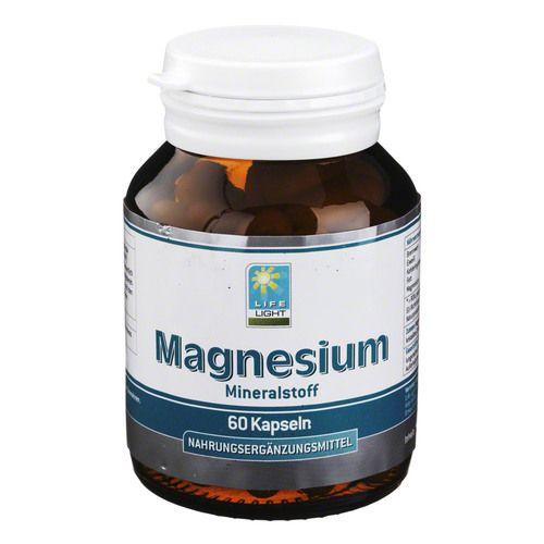 MAGNESIUM 300 mg Kapseln 60 St