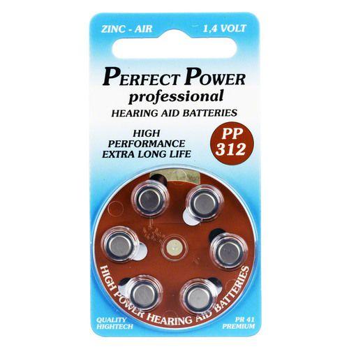 batterien f h rger te power pp312 6 st careline. Black Bedroom Furniture Sets. Home Design Ideas