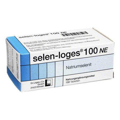 SELEN LOGES 100 NE Tabletten