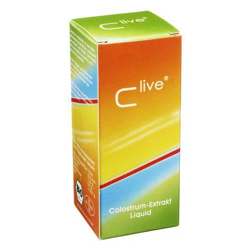 CLIVE Colostrum Extrakt Liquid 125 ml
