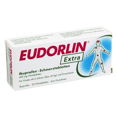 eudorlin extra ibuprofen schmerztabl 20 st. Black Bedroom Furniture Sets. Home Design Ideas