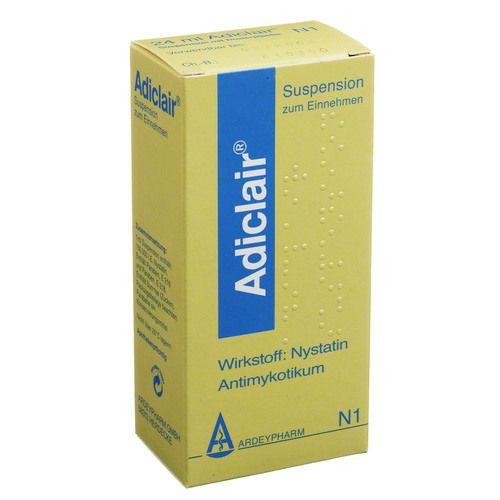 Candida-Test Pilzinfektion Via Drogeriehändler