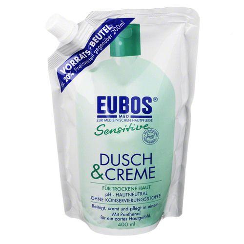 EUBOS SENSITIVE Dusch & Creme Nachf.Btl.
