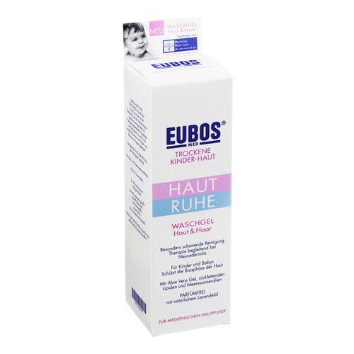 EUBOS KINDER Haut Ruhe Waschgel