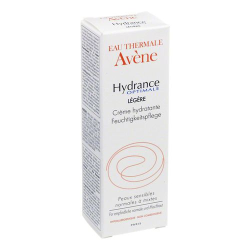 avene hydrance optimale legere creme 40ml bodfeld apotheke. Black Bedroom Furniture Sets. Home Design Ideas