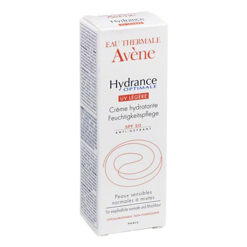 avene hydrance optimale uv legere creme g nstig kaufen. Black Bedroom Furniture Sets. Home Design Ideas