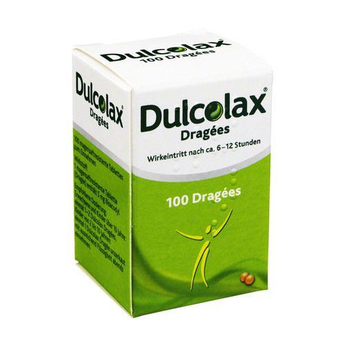 dulcolax dragees magensaftresistente tabl dose 100 st. Black Bedroom Furniture Sets. Home Design Ideas