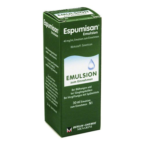 Berlin-Chemie AG ESPUMISAN Emulsion 30 ml
