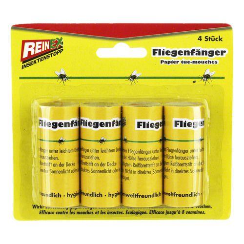 FLIEGENFÄNGER Reinex 4 St