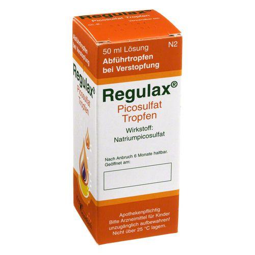 REGULAX Picosulfat Tropfen