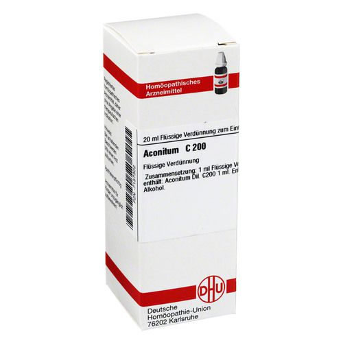 ACONITUM C 200 Dilution