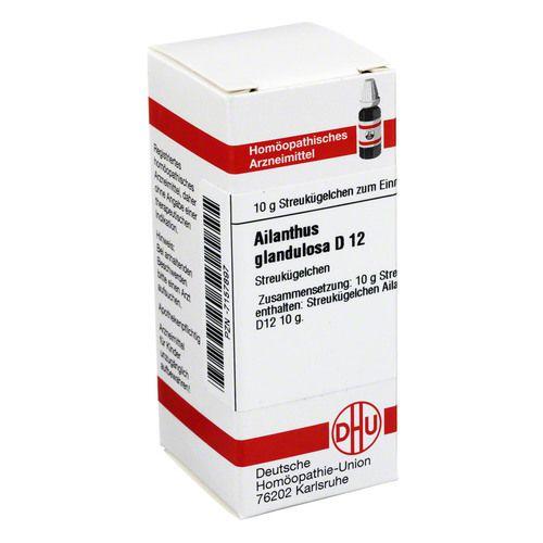 AILANTHUS GLANDULOSA D 12 Globuli