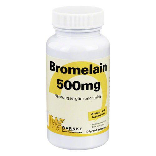 bromelain 500 mg tabletten g nstig kaufen bio apo versandapotheke. Black Bedroom Furniture Sets. Home Design Ideas