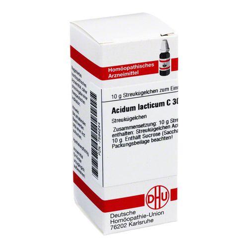 ACIDUM LACTICUM C 30 Globuli