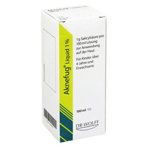 AKNEFUG liquid 1% Lösung