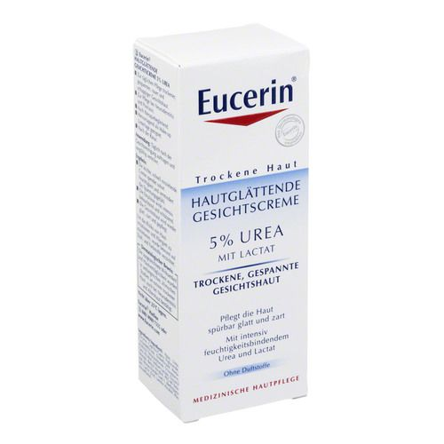 eucerin th 5 urea gesichtscreme 50 ml eucerin. Black Bedroom Furniture Sets. Home Design Ideas