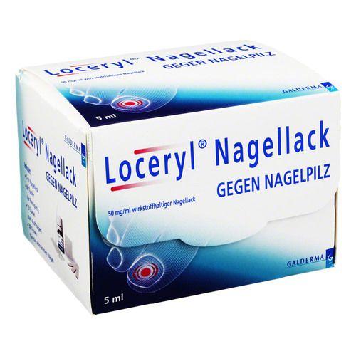 loceryl nagellack gegen nagelpilz bodfeld apotheke. Black Bedroom Furniture Sets. Home Design Ideas