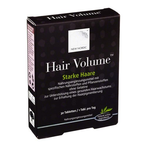 HAIR VOLUME Tabletten 30St - SpreePharma