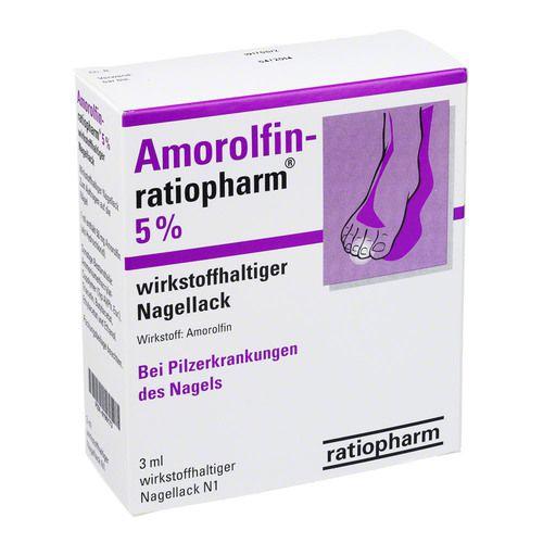 amorolfin ratiopharm 5 wirkstoffhalt nagellack g nstig kaufen bio apo versandapotheke. Black Bedroom Furniture Sets. Home Design Ideas